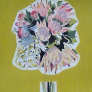 bouquet de protéas